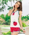 ladies shorts pajamas 65080