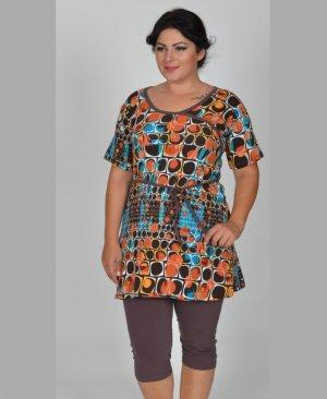 Women's Capri Battal Pajamas