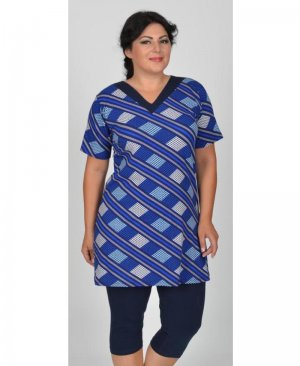 Women's Capri Battal Pajamas
