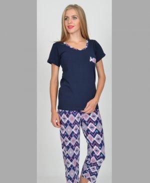 Ladies capri Pajamas