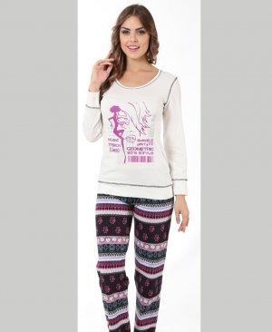 Ladies Winter Pajamas
