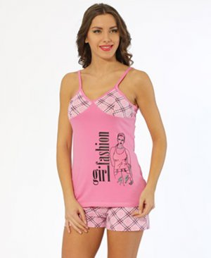 ladies shorts pajamas 11807