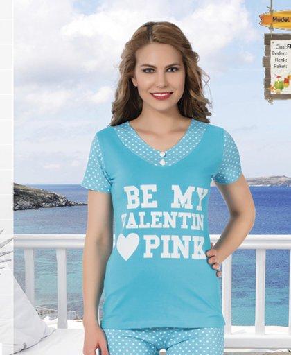 ladies shorts pajamas 65061